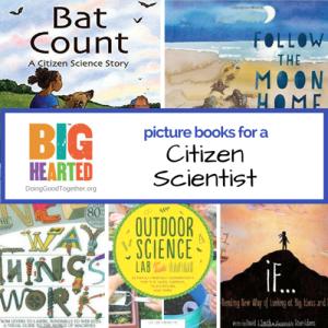 Picture books for a citizen scientist